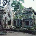 タ・プロム寺院イメージ