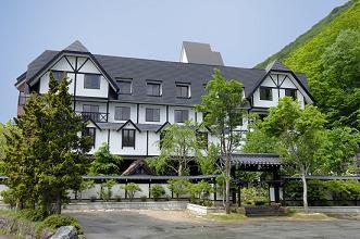 穂高荘山のホテル(岐阜)